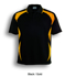 Picture of Bocini-CP0751-Unisex Adults Breezeway Sports Polo