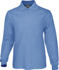Picture of Bocini-CP1316-Kids Long Sleeve Basic Polo