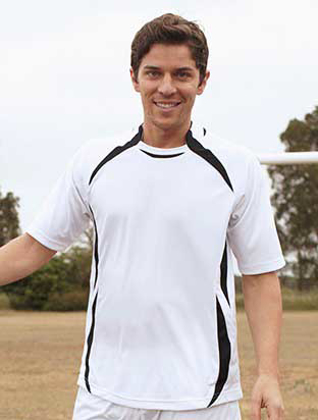 Picture of Bocini-CT0750-Unisex Adults Sports Jersey