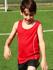 Picture of Bocini-CT0928-Stitch Feature Essentials-Kids Stitch Singlet