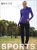 Picture of Bocini-CJ1416-Ladies Yoga Jacket