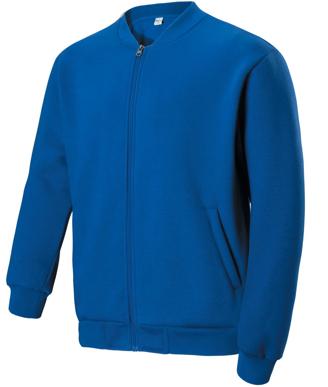 Picture of Bocini-CJ1620-Unisex Adults Fleece Jacket With Zip