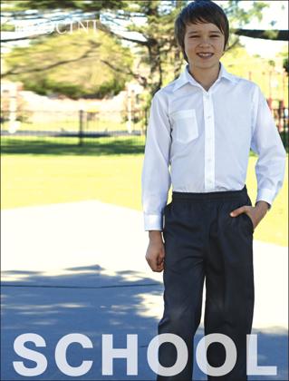 Picture of Bocini-CK1306-Kids School Trousers