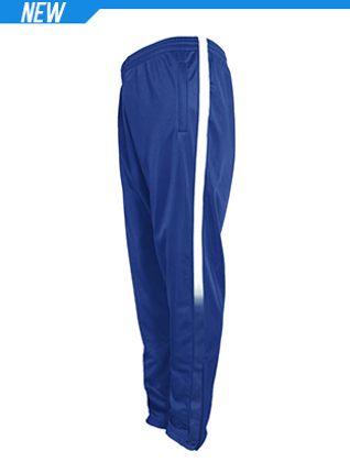 Picture of Bocini-CK1558-Unisex Adults Sublimates Track Pants with Lining