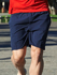 Picture of Bocini-CK619-Unisex Adults Peach Skin Microfibre Shorts