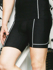Picture of Bocini-CK931-Performance Wear - Men's Cropped Bike Shorts