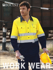 Picture of Bocini-SS1232-Unisex Adults Hi-Vis L/S Cotton Drill Shirt With Reflective Tape