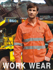 Picture of Bocini-SS1233-Unisex Adults Hi-Vis L/S Cotton Drill Shirt With Reflective Tape