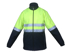 Picture of Bocini-SJ1103-Unisex Adults Hi-Vis Soft Shell Jacket With Reflective Tape