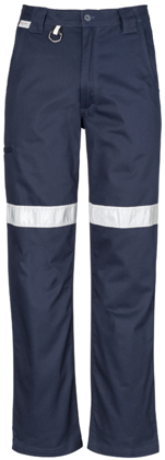 Picture of Syzmik-ZW004S-Mens Taped Utility Pant (Stout)