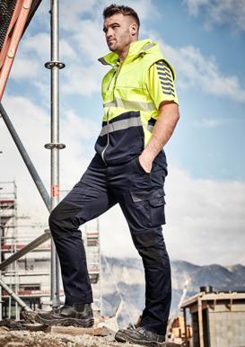 Picture of Syzmik-ZP550-Mens Streetworx Tough Pant