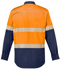 Picture of Syzmik-ZW229-Mens Rugged Cooling Hi Vis Segmented Tape L/S Shirt