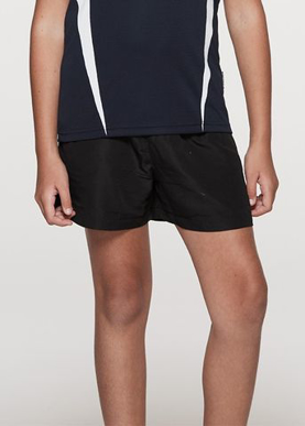 Picture of Aussie Pacific - 3602-Pongee Kids Shorts
