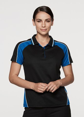 Picture of Aussie Pacific - 2309-Panorama Ladies Polo Shirts