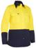 Picture of Bisley Workwear-BL6895-Women's Cool Lightweight Hi Vis Drill Shirt