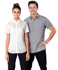 Picture of Identitee-W72(Identitee)-Men's Short Sleeve Linen Cotton Shirt